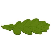 New Design Silicone Leaf Shaped Hot Pan Holder