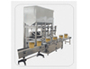 automatic bottle packaging production line