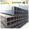 Square Structure Steel Zoo Tube