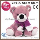 Soft toy cute plush stuffed toy teddy bear doll