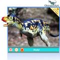 Oceano arte pequeno dinossauro! Best selling artesanatodenatal