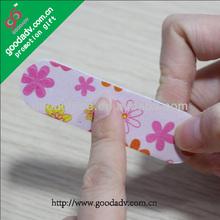 Factory Sales Cheap Price half-moon nail file / professional nail buffer
