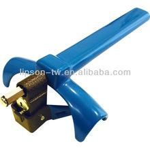 LS-602 Anti-theft steering wheel lock, steering lock for car, steering wheel lock and break lock