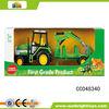 Farmer truck tractors plastic toy