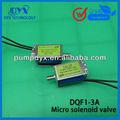 mini dc3v automático de ventilación de aire de la válvula