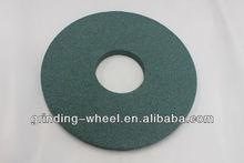 GC/Green silicon carbide/GC grinding wheel for carbide-tipped tool