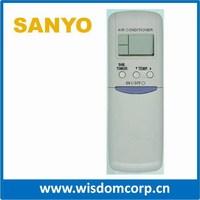 Sanyo Air Conditioner Remote Control
