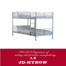 Factory direct durable School dormitory steel bunk bed