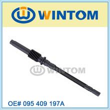 Tacho Shaft of auto parts 095 409 197A