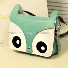Wholesale Shoulder Sling Bag Owl Cross Body Bag Messenger Bag For Ladies Woman Girls
