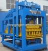 Decorative concrete wall block QTY12-15 factory block machine