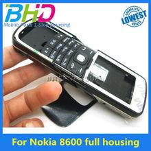for nokia 8600 mobile phone housing full case