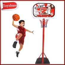 Portable basketball stand set
