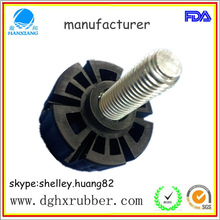 professional OEM anti vibration synthetic rubber components