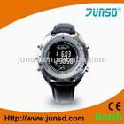 Metal case digital altimeter watch JS-715