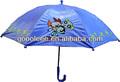 Bule las chicas superpoderosas paraguas para los niños