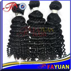 100% AAAAA Kinky Curly unprocessed Myanmar hair