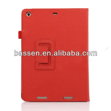 manufacture best price high quality leather brand new case for ipad5