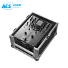 amp/mixer rack flight case For DJM909 Mixer