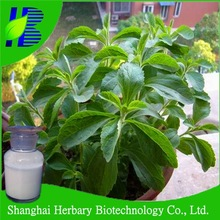 GMP certificated factory supply stevia p.e. 98%