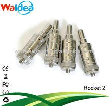 2013 Newest Updated Grand Vapor Rocket 2 Atomizer Innovating Designed All Parts Rebuidable kayfun hybrid mod atomizer