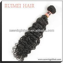 2014 new 100% virgin cambodian, russian, mongolian, brazilian human hair weave wholesale hair product