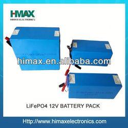 e-scooter lifepo4 battery lifepo4 battery 12v 30ah