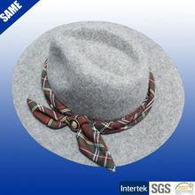 Wool women winter felt hats blank