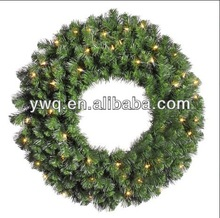 Wreath Christmas/Holiday/Party Hanging Decoration