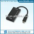 Hdmi en Micro USB adaptateur, Hd TV Micro 5pin MHL
