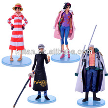 Japanese Anime One Piece Plastic Action Figure