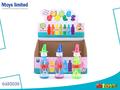 mostrar caixa de sabão de brinquedos da bolha