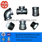Water Iron Fittings Elbow ,Tee, Coupling