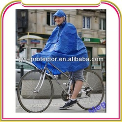 adult poncho rain coats R823