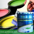 diversi tipi di vernice esterna