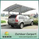 aluminium DIY canopy metal frame carport