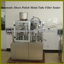 Automatic Shoes Polish Metal Tube Filler Sealer