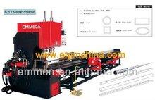 EMM60 hydraulic hole punch machine for metal
