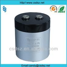 DC-Link Capacitors For DC-Link/DC filter Application
