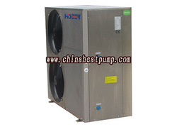 EVI 10KW domestic air source heat pump