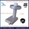 High signal Ku prime focus lnb for 88E ST2 satellite signal