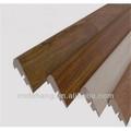 Laminado decorativo de madera para escaleras nariz/redondeado mampernal