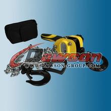China Mini Hand Pull Lift Chain Hoist Machine Qingdao Dawson Liftting&Rigging factory of Dawson Group(Capacity0.5T)