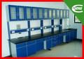 metallo banco di laboratorio