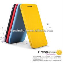 Original Nillkin Fresh Series Flip PU Leather Case For Lenovo VIBE X S960