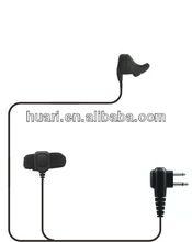 bone conduction headset for walkie talkie