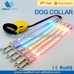 LED Dog Collar Pet Leash Puppy product