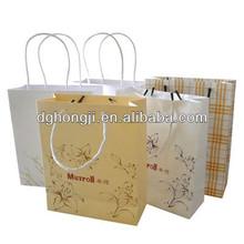 valentine day paper bag