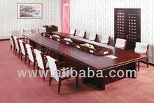 multi-media conference table