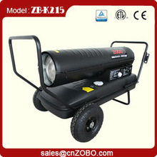 In Line Oil Heater